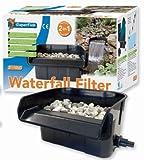Superfish Wasserfall-Filter, 2in1-Teichfilter für den Gartenteich