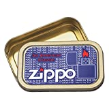 Zippo 3D 1 Unze Tabakdose