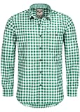 Stockerpoint Trachtenhemd OC-Franzl | kariert | modern Fit