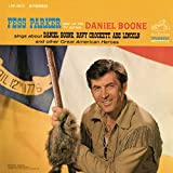 Fess Parker Star of the TV Series, 'Daniel Boone' Sings About Daniel Boone, Davy Crockett, Abe Lincoln