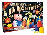 Marvin's Magic 54065 - Zauberkasten Marvin`s erstaunliche 225 Zaubertricks, Spezial Edition, Komplettset für 225 Tricks, Zauber Set für Magier ab 4 Jahre, Set mit deutscher Anleitung zum Zaubern üben