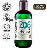 Naissance Hanfsamenöl BIO (Nr. 206) 250ml - nativ, kaltgepresst, 100% rein - vegan und tierversuchsfrei - reich an Omega-3 und Omega-6