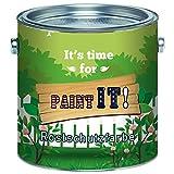 Paint IT! Rostschutzgrundierung langfrister Schutz vor Rost für Metall Grundierung in Hell-Grau und Rot-Braun besonders robuster Korrosionsschutz (Hellgrau, 2,5 L)