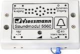 Viessmann 5560' Soundmodul Kirchenglocken Fahrzeug