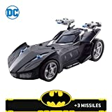Mattel FVM60 - DC Batman Batmobil, mit Abschussvorrichtung, für 30 cm Figuren