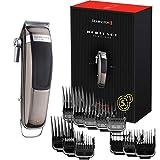 Remington Haarschneidemaschine Heritage HC9100 im Retro-Design mit Chromapplikationen, hochwertige Edelstahlklingen, 6-fache Schneidleistung, professionelle Schnittgeschwindigkeit, Haarschneider
