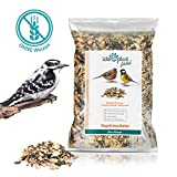 Ida Plus - Vogelstreufutter ohne Weizen für Wildvögel & Vögel - Winterstreufutter - Ganzjahres-Vogelfutter - Optimale Mischung - für Vögel das richtige Futter | Weizenfrei | Fettreich | Energiereich