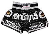 Lumpinee Muay Thai Kick Boxen Shorts : LUM-002 Größe XL