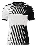 Hummel Jungen T-Shirt Liga Jersey, Mehrfarbig (Black/White), 14-16 Jhare