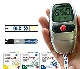 MULTICARE IN, Cholesterinmessgerät, Blutzucker und Triglyceride, Blutuntersuchung zu Hause