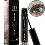 EOXX Serum 3in1 Wimpernserum, Augenbrauenserum und Pflegeserum für lange & dichte Wimpern, 1er Pack (1 x 3 ml)
