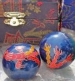 Meditations-Zubeöhr Sonstiges - Qi Gong-Kugeln, Drache und Phoenix