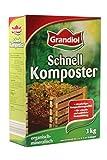 Grandiol Schnellkomposter organisch mineralisch 3Kg