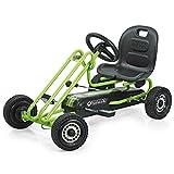 Hauck T90105 Lightning, Go-Kart, green