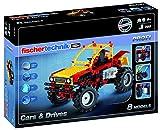 Fischertechnik 516184 - Cars and Drive