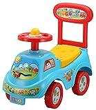 Rutschauto in 10 verschiedenen Modellen - Ein guter und preiswerter Aufsitzwagen Rutschwagen Lauflernwagen Kinderfahrzeug, Modell:Blue Airplane