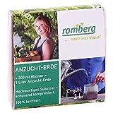 Romberg POP UP Anzuchterde 1 Liter Packung, komprimiert