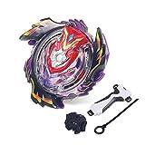 infinitoo Kampfkreisel 4D Fusion Modell Beschleunigungslauncher Speed Kreisel Kinder Spielzeug Mit Zieh-Sender