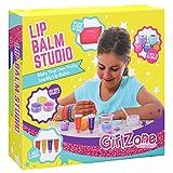 Geschenke für Mädchen - Lippenbalsam zum Selbermachen, 22 Teile - Kinderschmink Set - Kinder Lippenstifte - Kinderkosmetik Make-up-set - Geschenk für Mädchen 6-10 Jahre