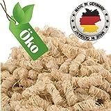Redprice Kaminanzünder Holzwolle Wachs Anzündwolle (5KG) 100% ÖKO Natur-Wachs Grill-Anzünder Brennstoffe Kamine Anzündwolle mit Wachs