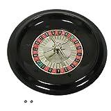 Markenzeichen Poker 25,4cm Roulette Rad (Rad und Bälle nur)