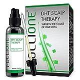FolliOne DHT Kopfhaut -Therapie für Männer - bei Haarausfall und zurückgehenden Haaransatz, 60ml (1-Monatspackung)