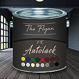 The Flynn Hochwertiger 2-Komponentenlack Autolack/Landmaschinenlack mit Passendem Härter - glänzend - Wunschfarbton möglich (Anderer RAL-Farbton (Bitte RAL Wert senden), 2,5 kg)