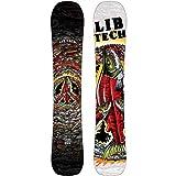 LIB Tech Herren Freeride Snowboard Ejack Knife HP C3 157 2019