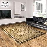 Orient-Teppich Marrakesh | Stilvoll Orientalisch Fürs Wohnzimmer, Schlafzimmer, Kinderzimmer | Schadstoffgeprüft, Allergikergeeignet (120 x 170 cm)