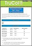 50x OHP Overheadfolie DIN A4 110mic Transparentfolie Transparentpapier Präsentationsfolie KLAR transparent für Inkjetdrucker Inkjet Tinte Tintenstrahldrucker - Stärke 0,11mm spezialbeschichtet
