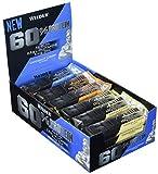 Weider 60% Protein Bar, Mix-Box Riegel, 24 x 45 g