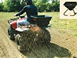 Yamaha Grizzly YFM 700 660 550 450 350 Pro2 ATV 12V Streugerät Salzstreuer Splittstreuer