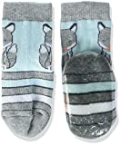 Sterntaler Mädchen Socken , Mehrfarbig (Silber Melange 542) , 12-18 Monate