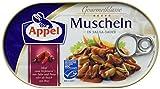 Appel Muscheln in Salsa-Sauce, MSC zertifiziert, 8er Pack (8 x 100 g)