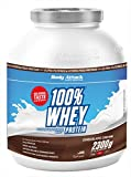 Body Attack 100% Whey Protein, Schokolade, 1er Pack (1x 2300g)