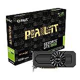 Palit GeForce GTX 1060 StormX NE51060015J9F OC 6GB, 2000MHz Grafikkarte