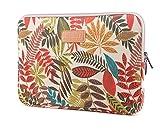 Bohème Schutzhülle Schutztasche für Laptops Laptophülle Tasche Schutzhülle Sleeve Tasche für Laptop/Notebook Tablet iPad Tab 11.6' Weiß