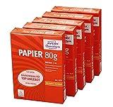 Avery Zweckform 2575 Drucker- und Kopierpapier A4, 80 g/m², 5 x 500 Blatt, alle Drucker, weiß