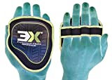 Professional Choice 3X Gym Equipment Hand Wrist Grip Cotton MMA Bandages Muay Thai Sparring Gloves (Rubber Gym Grip Fluorescent, One Size Fits All)