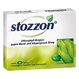 Stozzon Chlorophyll überzogene Tabletten 40 stk