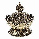 Lotus Form Aromatherapie Weihrauch Brenner Halter Ofen Weihrauch Brenner Haus Dekoration Zubehör