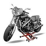 Quad Bühne, Motorrad Heber ATV Montagebock hydraulisch für z. B. Adly/Herchee ATV Canyon Polaris ATP Magnum Outlaw Kymco MXU TGB Target