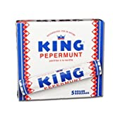 King pepermunt - Pfefferminze - 5 rollen a 44g