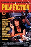 1art1 36889 Pulp Fiction - Film Score By Quentin Tarantino Poster (91 x 61 cm)