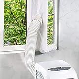 Marlon114Him mobile klimaanlage weiches tuch abdichtung schallwand schiebefensterrahmen abdichtungstuch