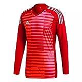 adidas Herren Adipro 18 Trikot, Power Red/Semi Solar Red/Energy Aqua, L