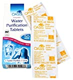 Highlander Tabletten 'Aqua Clear' zur Wasseraufbereitung 50 Stück FA013