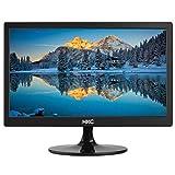 HKC MR17: 44 cm (17 Zoll) kompakter LED-Flatscreen-Monitor (HD+ 1.600 x 900, HDMI & VGA), schwarz