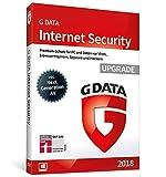 G Data Software Internet Security (2018) Upgrade für 3 Windows-PC