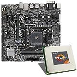 AMD Ryzen 3 2200G / ASUS Prime A320M-K Mainboard Bundle | CSL PC Aufrüstkit | AMD Ryzen 3 2200G 4X 3500 MHz, GigLAN, 7.1 Sound, USB 3.1 | Aufrüstset | PC Tuning Kit